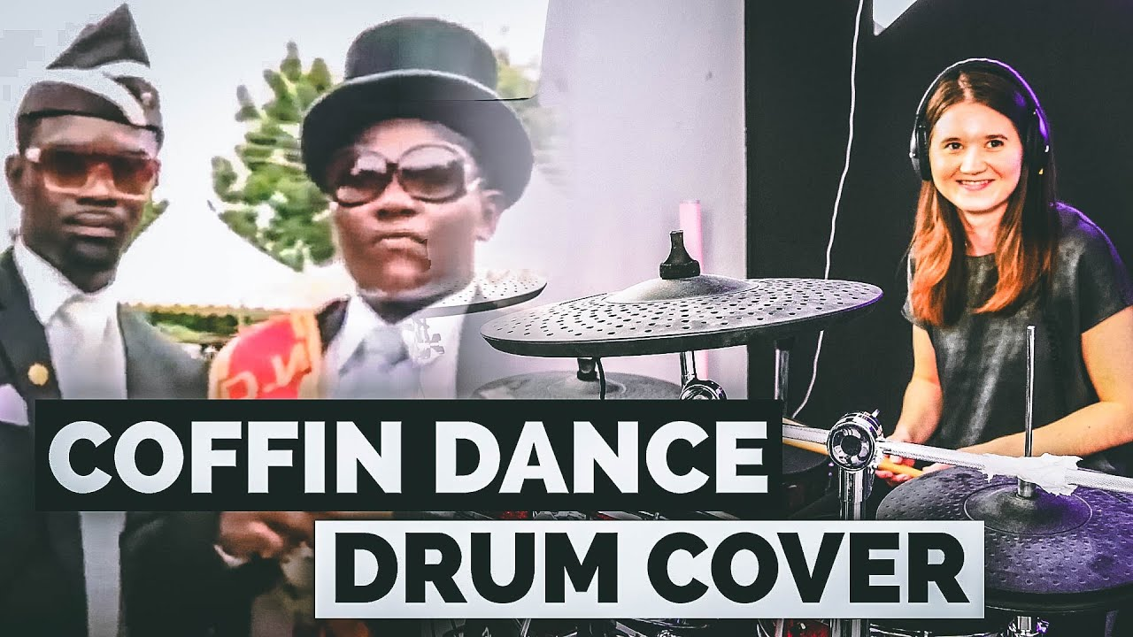 Download Coffin Dance // Astronomia - Drum Cover | TheKays