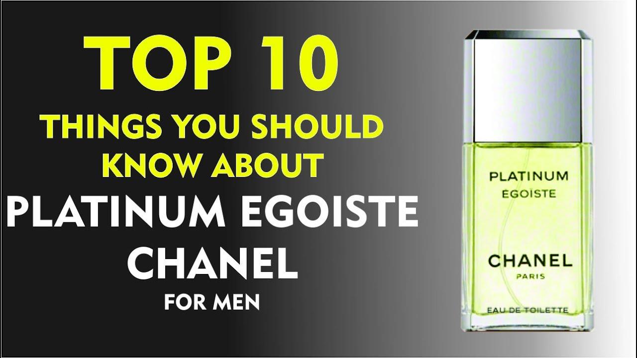 Chanelplatinum égoïste eau de toilette. On his 2nd bottle and i bought him a third bottle just in case. If you're reading, buy this gem you won't regret it!