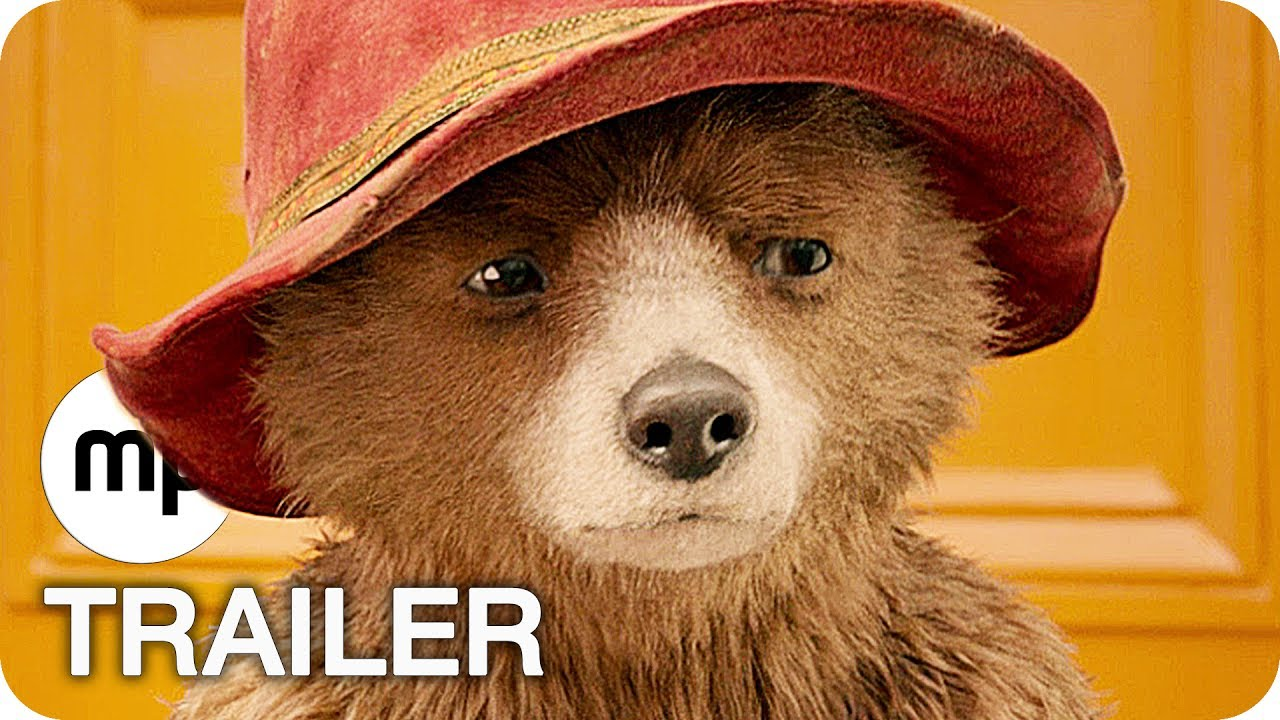 PADDINGTON 2 Teaser Trailer German Deutsch (2017)