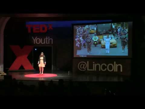 Getting to the Olympics: Sarah Jo Lambert at TEDxYouth@Lincoln