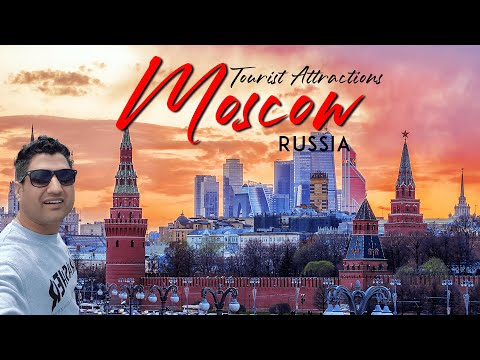 Moscow Russia Travel VLOG