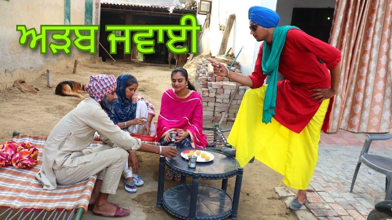 Jwai Bda Adab hai... Bilkul v Kadar ni Krda Sas Sahure di... Punjabi short Video