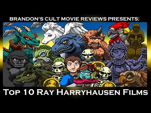 Brandon's Cult Movie Reviews: Top 10 Ray Harryhausen Films