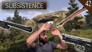 SUBSISTENCE 42 SON GRUPOS DE 3 Gameplay Espaol