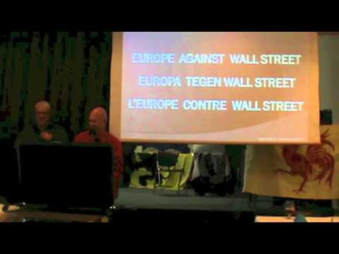 "2013 Euro Rus Congress ""Europe against Wall Street"" - speech Kris Roman"