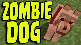 How to Make a Zombie Dog in Minecraft