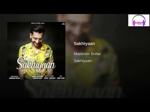 Sakhiyaan Instrumental Ringtone Maninder Buttar