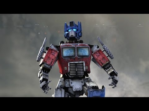 Optimus Prime in Titanfall DLC Trailer (IGN April Fools' 2014)