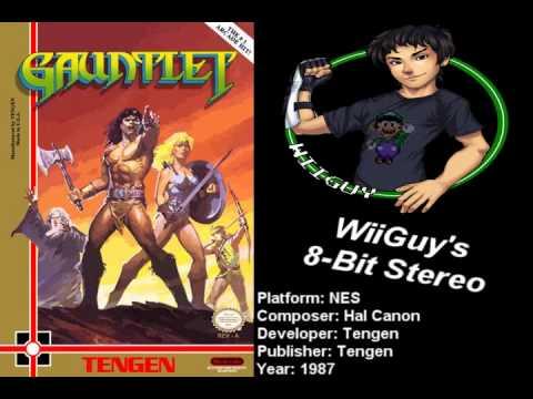 Gauntlet (NES) Soundtrack - 8BitStereo