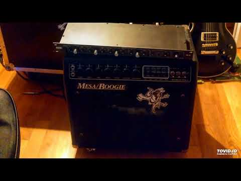 Metallica - Master of puppets - Short Guitar cover - Mesa Boogie mark III +Torpedo CAB