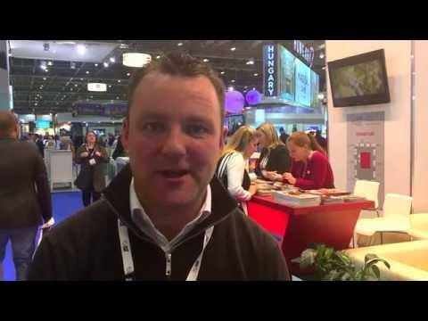 #WTMLDN Paul Muldoon | Independent News & Media Ireland at World Travel Market 2016
