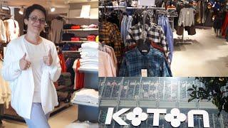 ТУРЦИЯ 2018: Магазины одежды в Алании- Одежда в KOTON
