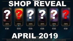 DID I GET THE BEST AND WORST SKINS IN MY SHOP?! - League of Legends Shop Reveal April 2019