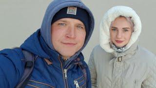 Первый Снег В #АНАПА На Море 13.11.2018
