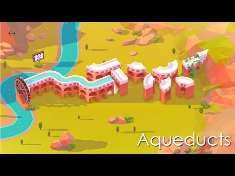 Aqueducts Android Gameplay (Beta Test)