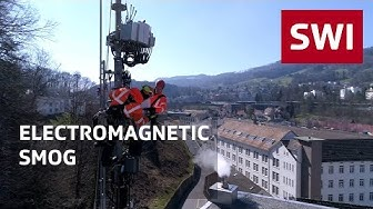 Swiss fear effects of 5G antennas
