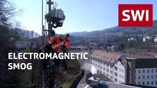 Gambar cover Swiss fear effects of 5G antennas