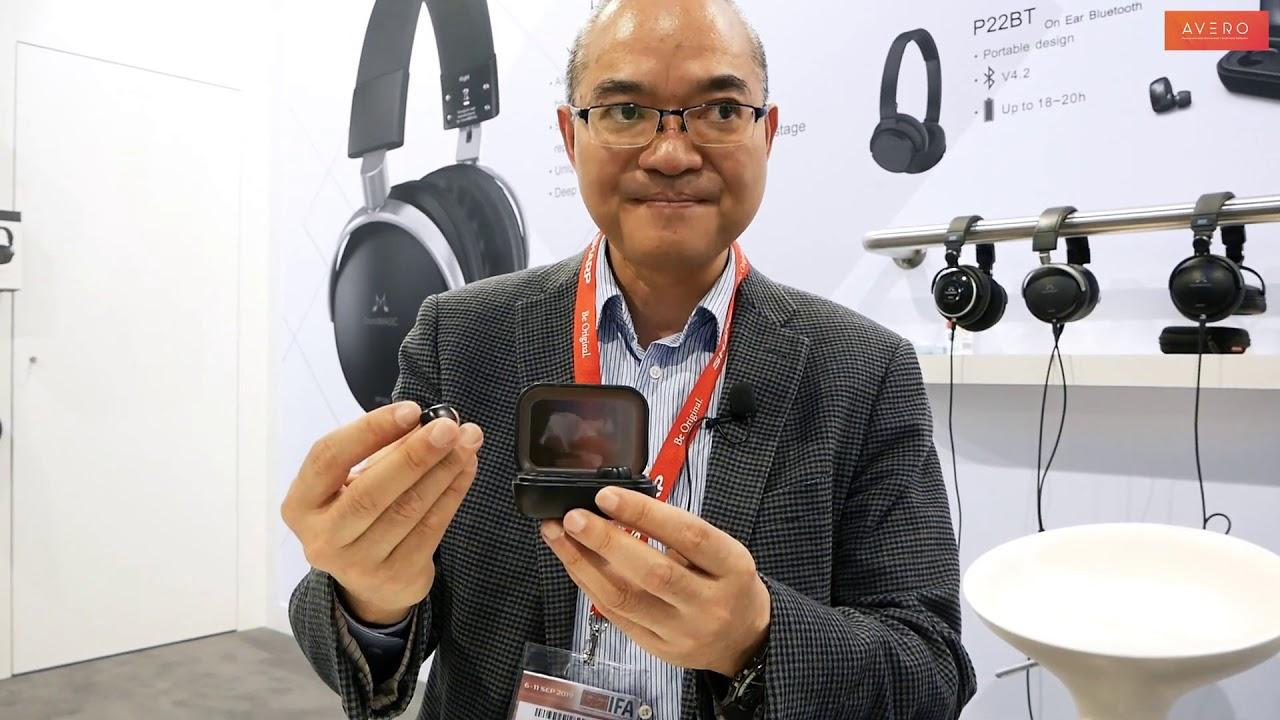 SoundMAGIC TWS30 & TWS50 Ture Wireless Earphones 2019 - YouTube