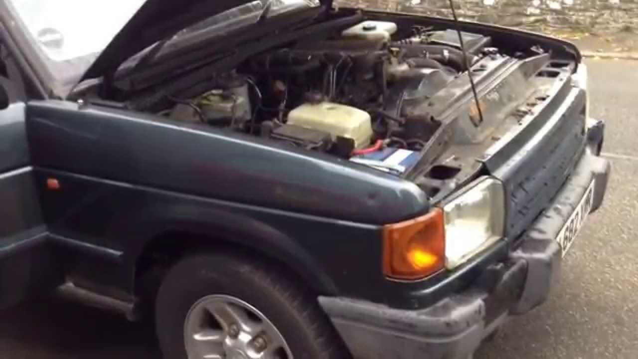 How To Replace A Wheel Bearing On A Freelander – Land Rover