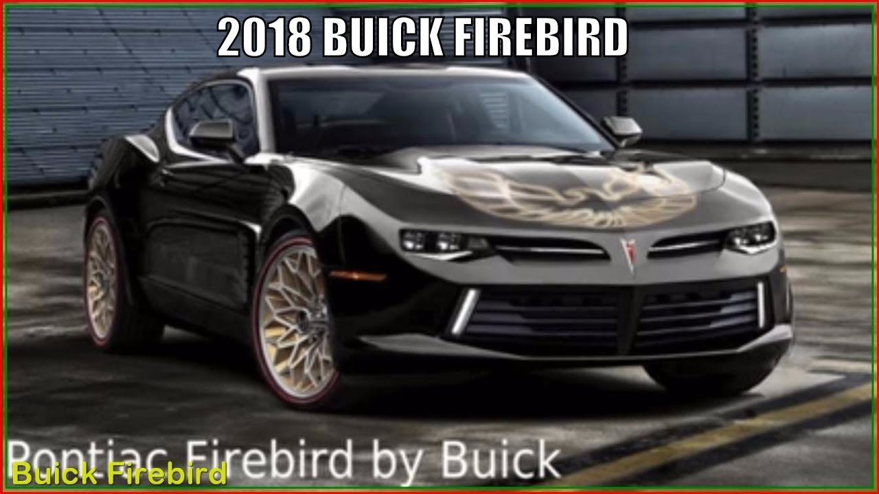 Buick Firebird 2018 Trans Am Racing Models