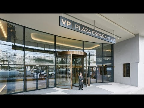 Hotel vp plaza espana design madrid espa a youtube for Design hotel madrid