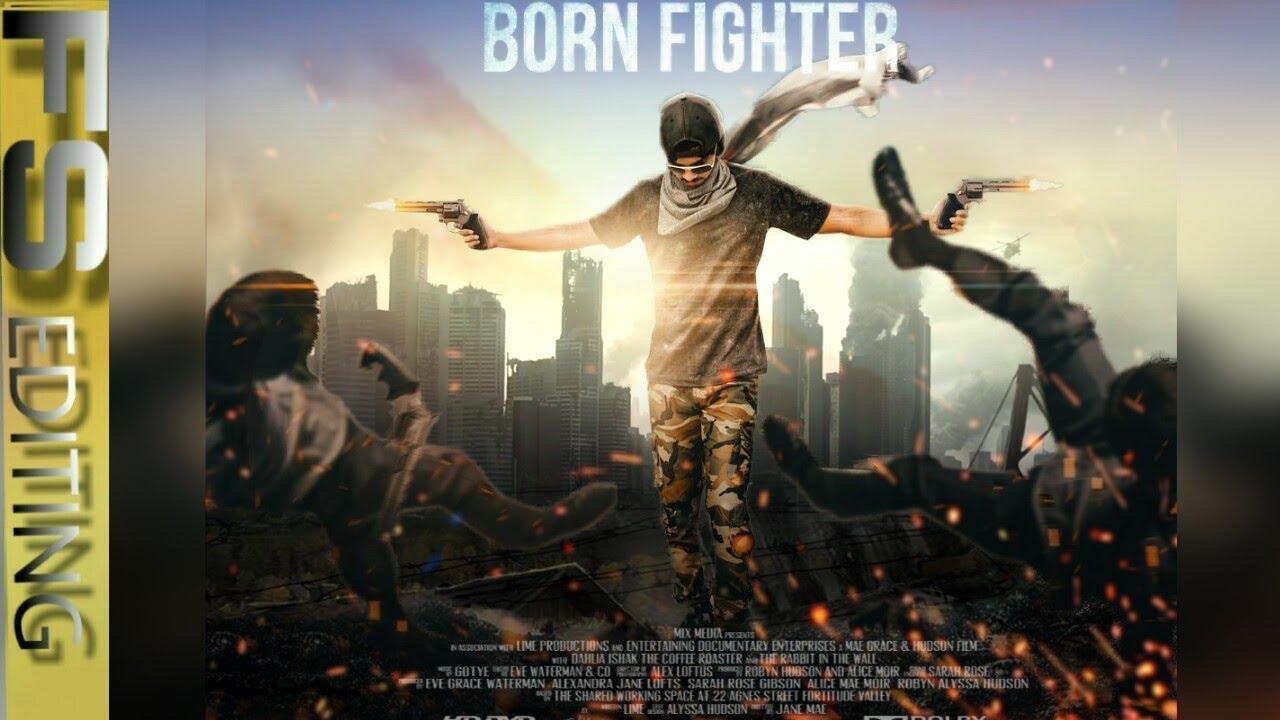 2018 Vijay Mahar Action Movie Poster