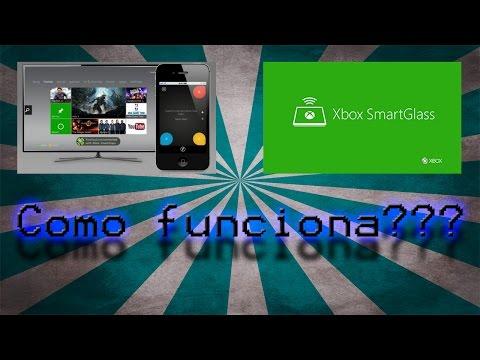 Xbox 360 Smartglass, Como Funciona? - GAMERCOSAS #1