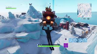 Fortnite estandarte secreto semana 2