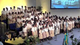 Temple Christian School: Combined Choir - Look Where God Has Brought Us