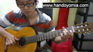 光辉岁月 Guang Hui Sui Yue - Beyond - Fingerstyle Guitar Solo