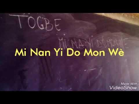 Mi nan Yi Do Mon Wè (vous n'avez qu'à prendre ça comme ça)  NKK_TEAM
