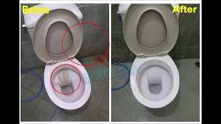 WAH !! Pembersih ini sangat ampuh untuk Toilet, Wastafel & Urinoir dgn Formulasi Terbaru (EZ CLEAN)