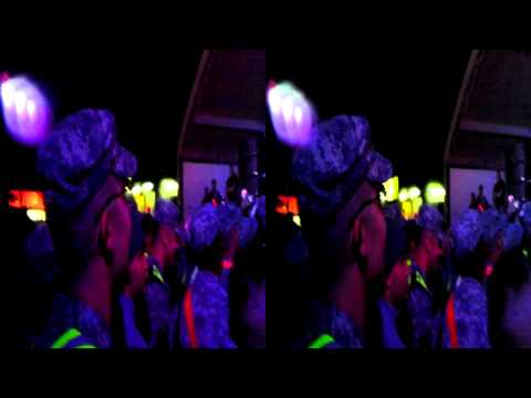 Camp Buehring, Kuwait 11-11-2011 Chamillionaire - Ride n' Dirty.mp4