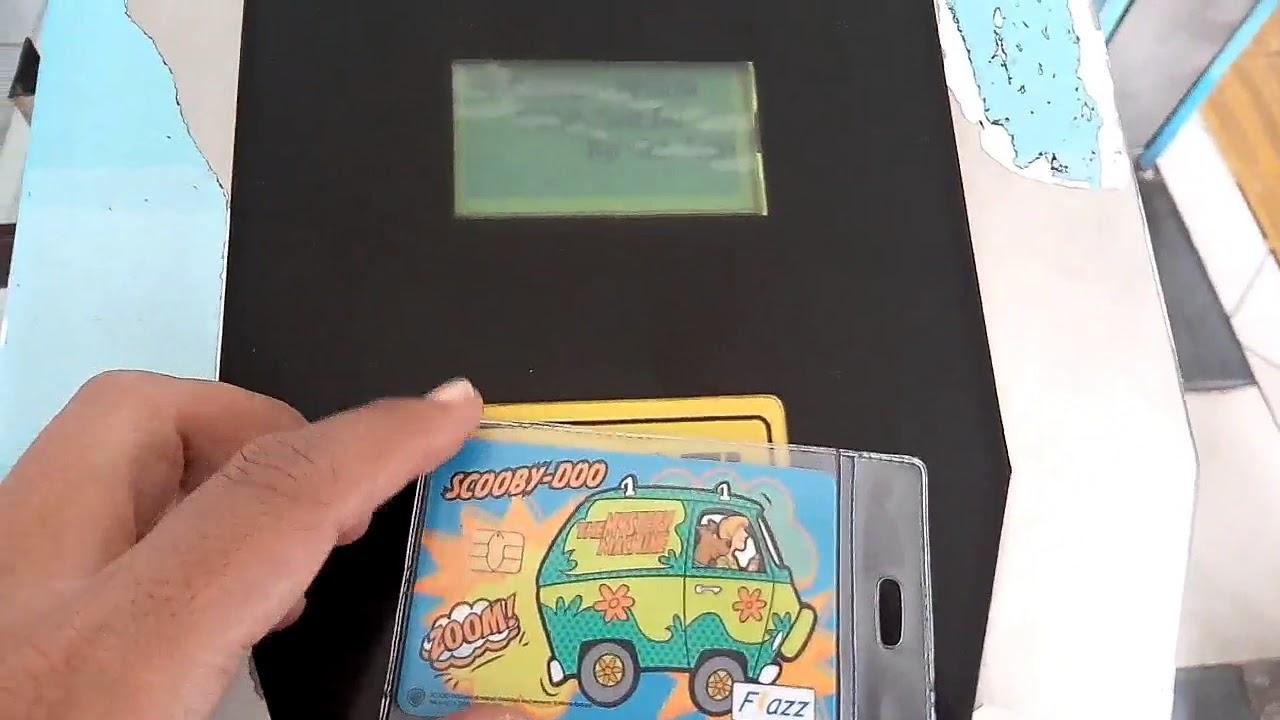 Kartu Scooby Doo Hanya 1 Rupiah Bayar Krl Dengan Flazz Bca Sk Berlaku