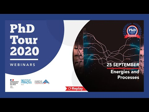 PhD in France - Energy and Processes