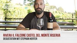 """Rivera Il Falcone Castel del Monte - Der Überflieger aus Italien - Weindegustation - """"Entkorkt"""""""