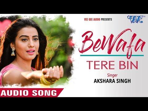 Bewafa Tere Bin  बेवफा तेरे बिन  Akshara Singh Hindi Sad Song  Latest Hindi Sad Songs 2017 New