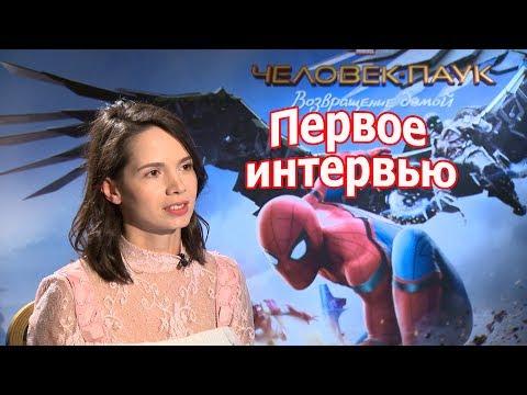 VLOG: Люди в шоке! Настоящий Человек Паук на крыше! / Я в Москве