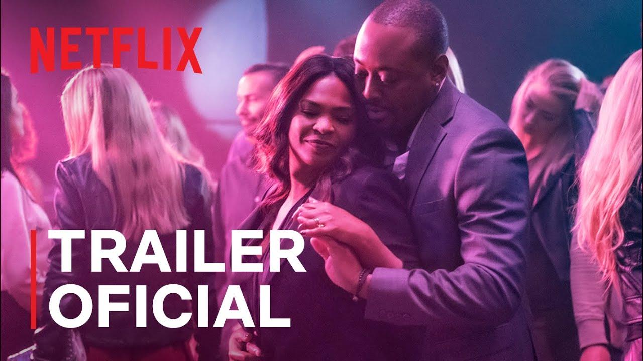Encontro Fatal (com Nia Long e Omar Epps)   Trailer oficial   Netflix
