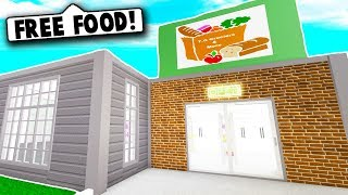 I MADE A GROCERY STORE ON BLOXBURG! (Roblox Bloxburg) Roblox Roleplay