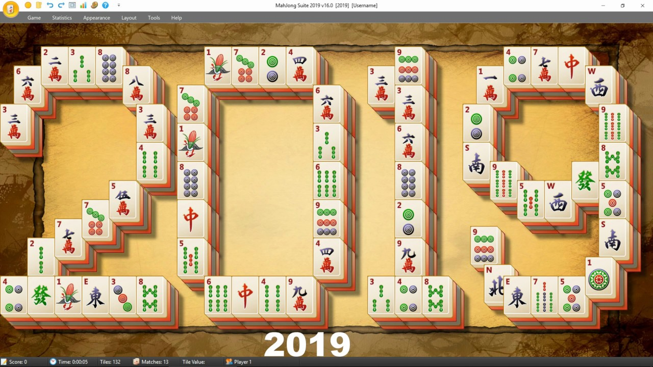 MahJong Suite - Solitaire Games