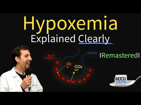 Hypoxemia The 5 Causes & Treatment... #1 High Altitude