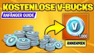 💥 FREE V-BUCKS GET 💥 TIPPS & TRICKS FOR BEGINNERS! | FORTNITE: RETTE THE WORLD