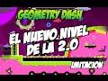 Geometry Dash | EL NUEVO NIVEL DE LA 2.0 (IMITACIÓN) - SnyderYT