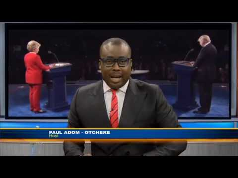 COMPARATIVE HISTORY OF GHANA AND AMERICA ELECTIONS