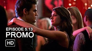 The Vampire Diaries 5x13 Promo - Total Eclipse of the Heart [HD]