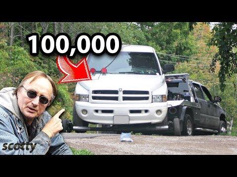 5 Trucks That Won't Last 100,000 Miles