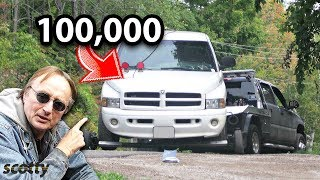 5 Trucks That Won't Last 100,000 Miles