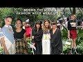 DETRÁS DE CAMARAS  FASHION WEEK MEXICO  | LULA VIBES