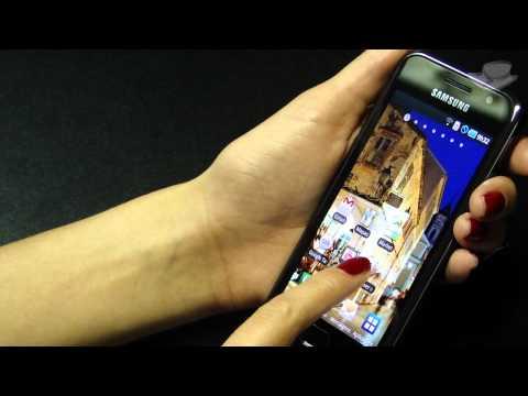 Análise de Produto - Samsung Galaxy S - Baixaki